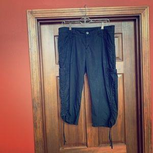 Caslon cropped pants